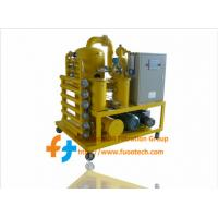 China Series ZYD-P Fully-automatic Transformer Oil Filtration Machine(with PLC system), Oil filtering, Oil filtration, on sale