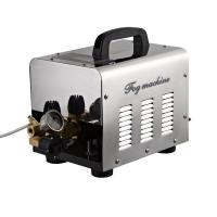 Quality 13 nozzles high pressure misting fog machine for outdoor space with timer wholesale