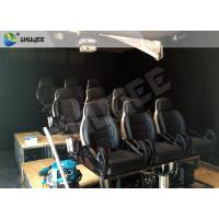 Quality High Definition Projector Digital Theater System Motion Seats wholesale