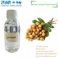 Cheap Xi'an Taima hot selling food grade high concentrated PG/VG Based Longan Flavour for sale