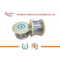 Quality Nichrome Wire Cr20ni80 Resistance Nickel Chrome Alloy For Industrial Furnace Spring wholesale