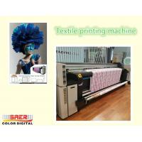 Quality Large Format Automatic Dye Sublimation Printer 3.5kw Heater Power CE Certification wholesale