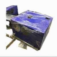 Photovoltaic industry aluminum heat sinks made by friction stir welding