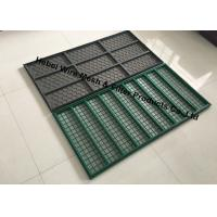 Quality NOV Brandt King Cobra Plus Shaker Steel Frame Screen 1'' Square Tube Frame wholesale