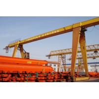 Quality Single girder gantry crane hoist crane wholesale