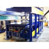 Quality Cold Storage Panel Line PU Sandwich Panel Machine With Temperature Control wholesale
