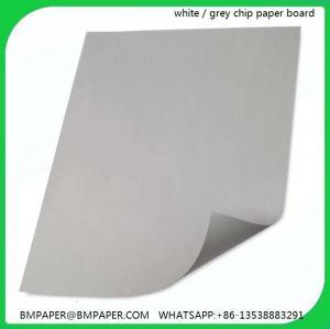 China Duplex board grey back / Coated duplex board grey back / Duplex board with grey back on sale