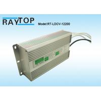 Quality AC 85 - 265V Input Constant Voltage LED Driver 12VDC Output High Power 200W IP67 wholesale