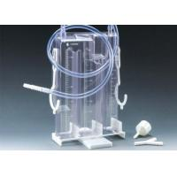 PVC Closed Wound Drainage System Double Chamber Chest Drainage Class II High Volume