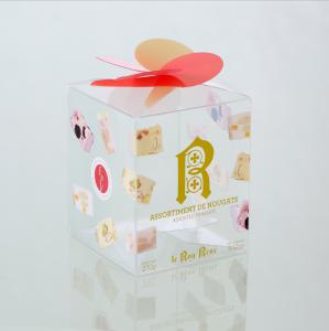 China PP Reusable Printed Plastic Packaging For Cake on sale