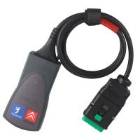 Buy cheap PP2000 / Lexia-3 Interface V48 For Citroen & Peugeot, Auto Diagnostic Tool with from wholesalers