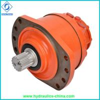 Quality Steel Material Low Speed Hydraulic Motor / Slow Speed High Torque Motor wholesale