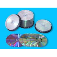 Quality Customized A Grade 700MB 80 Minutes Blank Mini Dvd R Blank Disc With 52X Writing Speed wholesale
