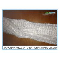 Quality Easy To Process White Polyester Tops For Filtration / Furniture 2.5 Denier wholesale