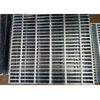 China Flat Bar Heavy Duty Grating Hot Dip Galvanized Feature Thick Zinc Coating on sale