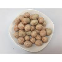 China Size Sieved Wasabi Coated Peanuts Microelements Contained Cool Condition Saving on sale