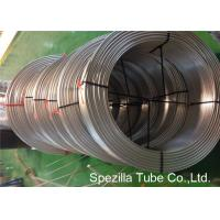 Quality ASTM A269 TP316L Annealed Stainless Steel Coil Tubing SS Seamless Pipes OD 1/4'' X 0.035'' wholesale