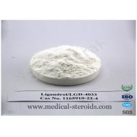 Quality Pharmaceutical SARMs Raw Powder Lgd-4033 ,  Ligandrol For Bulking up wholesale
