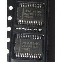 Quality MAX1758EAI - Maxim Integrated Products - Stand-Alone, Switch-Mode Li Battery Charger with Internal 28V Switch wholesale