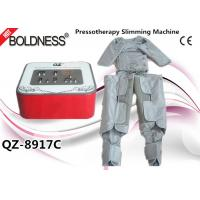 Quality Body Shaping Air Pressure Pressotherapy Slimming Machine To Improve Varix wholesale