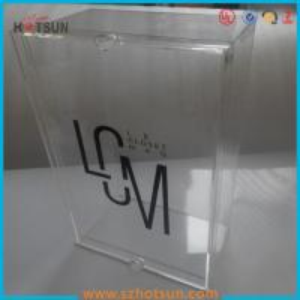 Cheap OEM/ODM transparent acrylic shoe box custom mini shoe box acrylic shoe box for sale