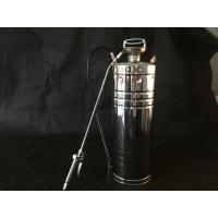 Quality Heavy Duty Stainless Steel Sprayer 2 Gallon / Commercial Metal Tank Sprayer wholesale
