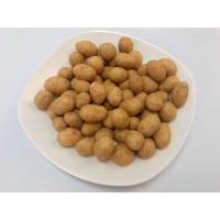 Cheap Retailer Packing Bag Chilli Coated Peanut Snack Natural Health Products OEM Service for sale