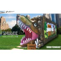 Quality Dinosaur box 5 D Movie Theater with 5.1 audio system / 7.1 audio system Sound system wholesale
