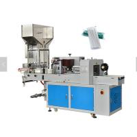 Cheap Plastic And Paper Drinking Straw Packing Machine 220V / 50HZ High Performance for sale