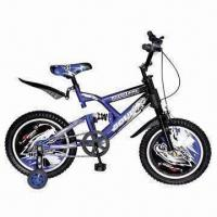China Baby Bicycle with PVC/TPR/Rubber Foam Grip, 12, 16 and 20 Inches Rim on sale