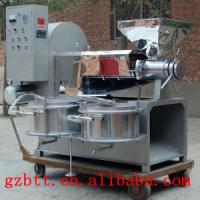 Quality Top selling commercial sunflower oil press machine / automatic oil press machine wholesale