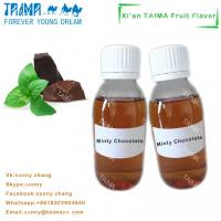 Cheap Xi'an Taima most popular PG/VG based high quality concentrate Minty Chocolate flavours for E-liquid for sale
