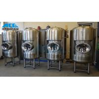 Quality Sanitary Fermentation and Ferment Growing Mixing Tank (ACE-FJG-4M) wholesale
