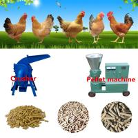 Quality Animal feed pellet making machine wholesale