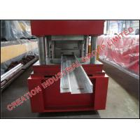 Cheap Adjustable Auto Galvanized Steel Door Frame Roll Forming Machine for sale