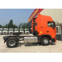 Quality Strong Engine Euro 2 International Tractor Trailer For 30 -40 Tons Traction Capacity wholesale