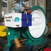 China Pressure Flow Control Hydro Turbine Control Valve For Hpp Butterfly Type on sale