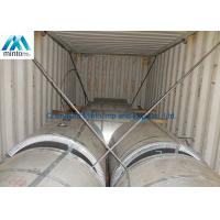 Quality DIN ASTM GB AISI Aluminium Zinc Coated Steel GI Coil ISO SGS Certificate wholesale
