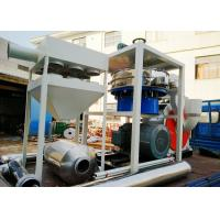Quality Small Size Pulverizer Machine For Powder No Dust 3000rpm With Vibration Principle wholesale
