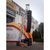 China Wholesale Simple Line Array Aluminum Stand Truss For Activities on sale