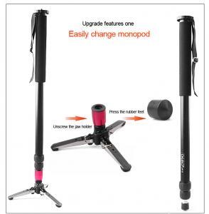 Quality New Alloy Camera Camcorder portable monopod MF-3 wholesale