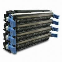 Quality Color Toner Cartridge Re-manufactured with Chip, 9,000 Pages Page Yield and Suitable for HP Laserjet wholesale
