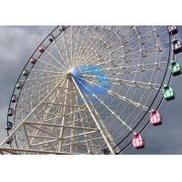 China Outdoor Amusement Park Ferris Wheel Equipment 50m For Christmas Decor on sale
