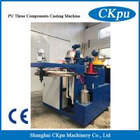 Quality PU Polyurethane Foam Tire Filling Machine wholesale
