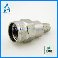 Cheap 18GHz N male to 2.4mm male RF coaxial adaptor for sale