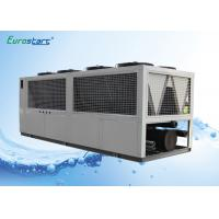 Quality Heat Recovery R407C Air Cooled Water Chiller Unit High Cooling Capacity wholesale