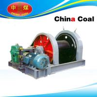 China Electric Mine Shaft Sinking Wire Winder Slow Lifting Speed Winch on sale