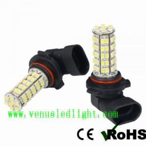 China Car Vehicle 68pcs 1206 SMD LED White Head Light HB4 9006 Bulb For DC 12V Brand New on sale