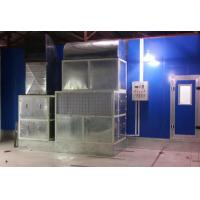 China Cost-Effective Spray Booth JZJ AS2000 on sale