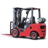 China 1 Ton LPG Forklift Truck , Container / Factory High Reach Forklifts on sale